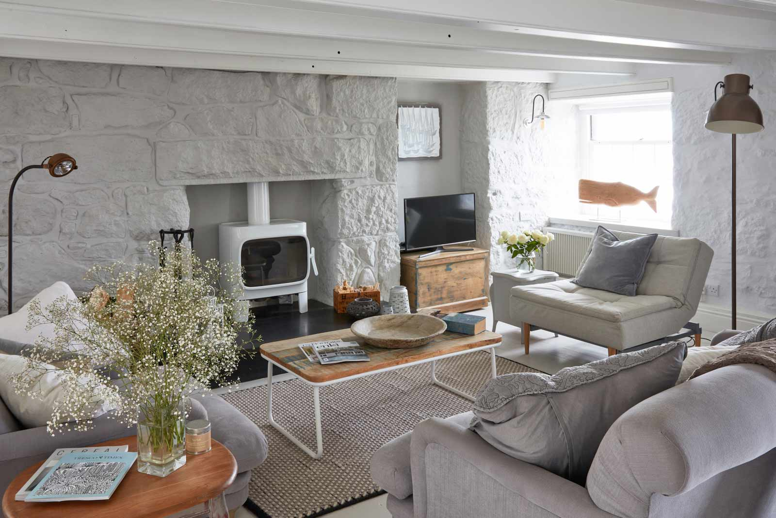 relax on break at luxury cottage in cornwall to rent